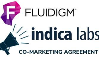 Press Release: Fluidigm Announces Co-Marketing Agreement with Indica Labs to Offer Platform for Imaging Mass Cytometry Data Analysis to Aid Novel Digital Pathology Investigations