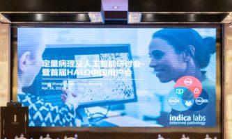 Indica Labs' Shanghai Quantitative Pathology & AI User Group Meeting2019