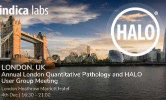 Indica Labs' London Quantitative Pathology and HALO User Group Meeting